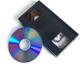 Transferring VHS Video to DVD | Video Transfer Services